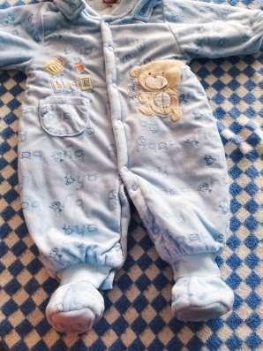 Детский комбинезон 62-68 в Уфе Фото 1