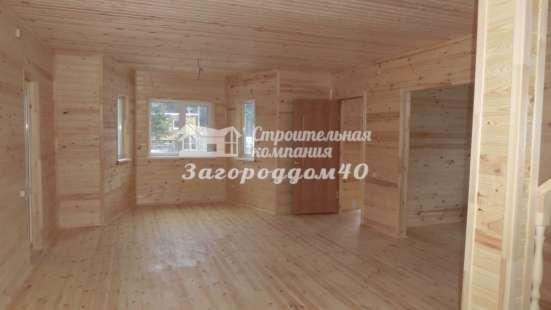 Дом на участке с березами и соснами в Москве Фото 2