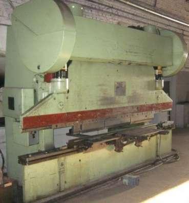 Пресс листогибочный кривошипный (листогиб) И1330А