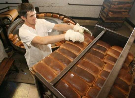 Дистрибуция хлеба. Более 120 точек сбыта