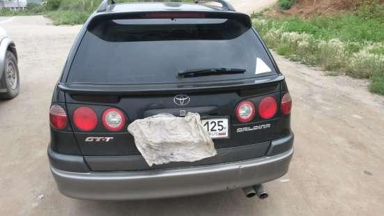 Продажа авто, Toyota, Caldina, Автомат с пробегом 215 км, в г.Находка Фото 2