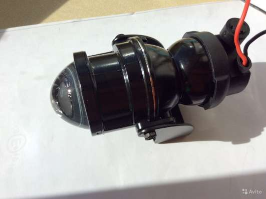 Фара доп. Ближний, противотуманный свет AML001