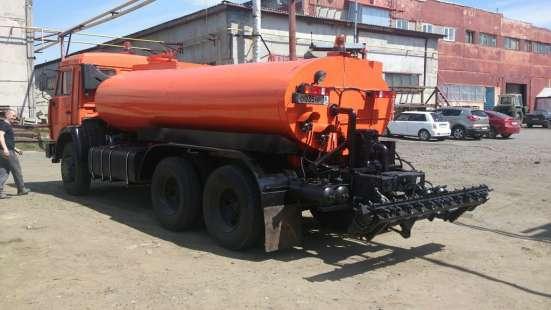 Автогудронаторное оборудование ТМ-8,0Г