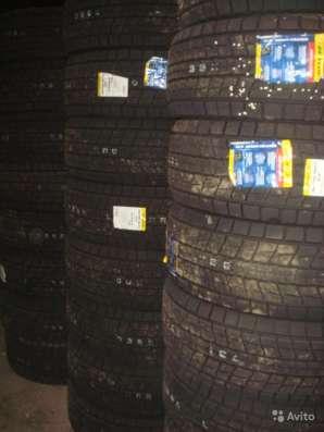 Новые липучки Dunlop 245/65 R17 Winter Maxx SJ8 в Москве Фото 3