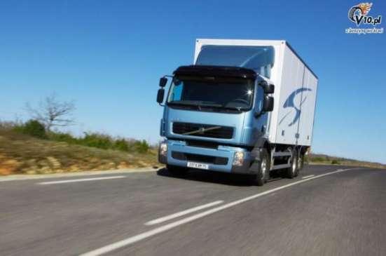 Рекламная печать на бортах грузовиков в Подольске Фото 1