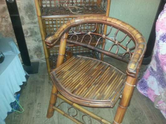 Бамбуковая мебель в Краснодаре Фото 4