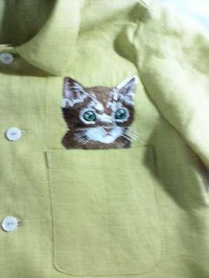 Текстиль с машинной вышивкой в г. Губаха Фото 3