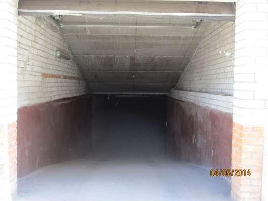 Гараж кирпичный подземный с погребом на ул. Васильева, 4В