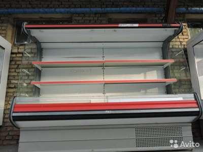 торговое оборудование Холодильная горка N130