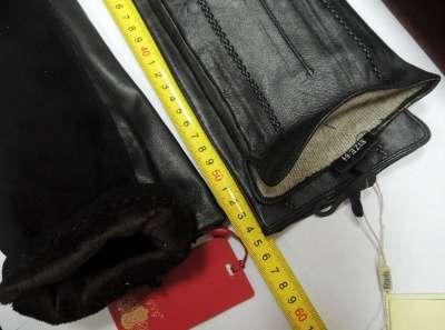Кожаные перчатки оптом и в розницу в Владимире Фото 5