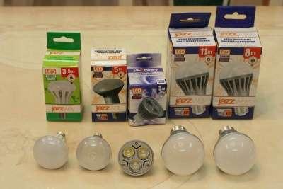 Светодиодные лампы Jazzway PLED-C37 A60 R50