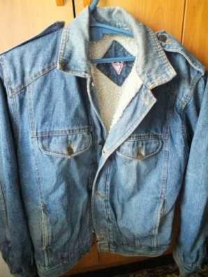 Куртка джинсовая Milton's