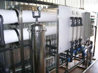 Модульная станция водоподготовки Сокол