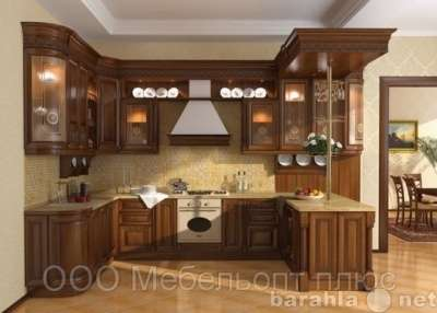 Кухни на заказ в Москве Фото 2