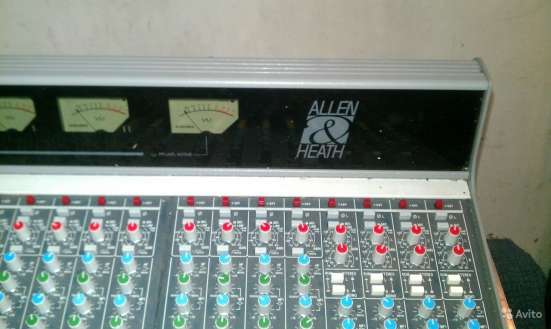 Микшерный пульт Allen Heath GL3300-832 в Москве Фото 1