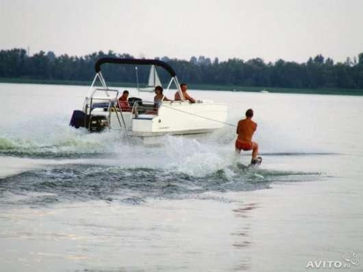 """Понтонный катер """"Турист-720"""", моторный понтон, понтонная лодка в Саратове Фото 3"""