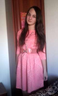 Платье подросток