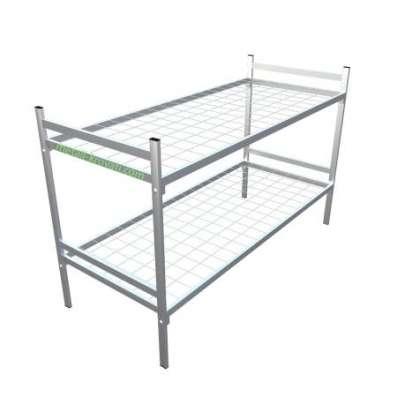 Железные армейские кровати, одноярусные металлические для больниц, бытовок, общежитий, по низкой цене, от производителя.