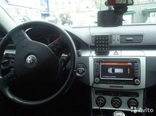 Volkswagen Passat чёрный