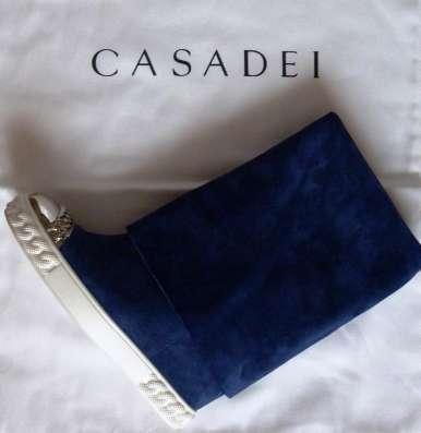 Сапоги женские демисезонные CASADEI