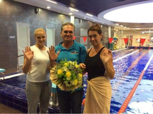 Обучение плаванию, персональные и групповые тренировки в Москве Фото 4