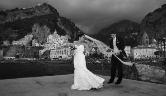 Организация свадьбы в Италии в Москве Фото 2