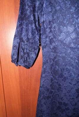 Платье froggy р.42 гипюровое новое с этикеткой, 3/4 рукав в Москве Фото 2