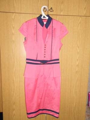 Платья, костюм брючный, раз. 42-44