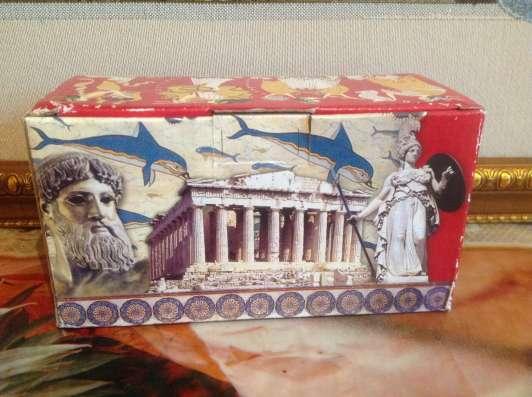 Набор подарочных кружек из Греции