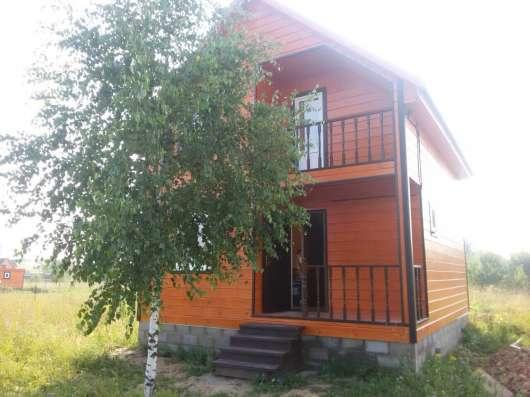 Продаётся дом 6х7 по энергосберегающей технологии
