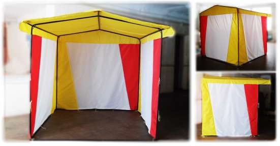Торговые палатки торговые столы