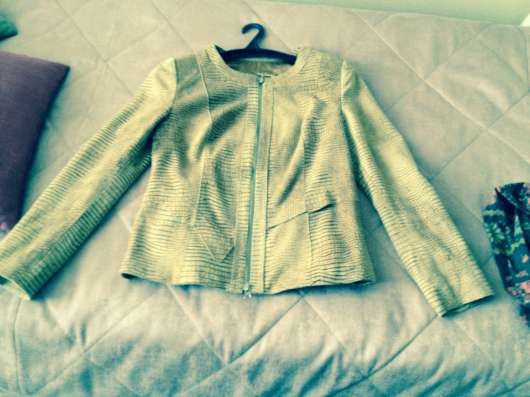 Продам куртку замшевую в Екатеринбурге Фото 1