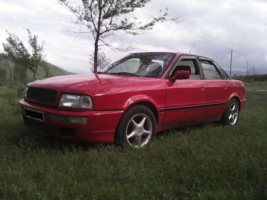 Продажа авто, Audi, 80, Механика с пробегом 15000 км, в г.Минск Фото 2