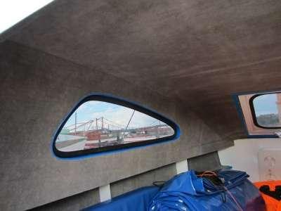 Алюминиевая моторная лодка Баренц 540 СС в Красноярске Фото 2