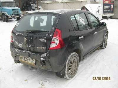 автомобиль Renault Sandero, цена 365 000 руб.,в Белгороде Фото 5
