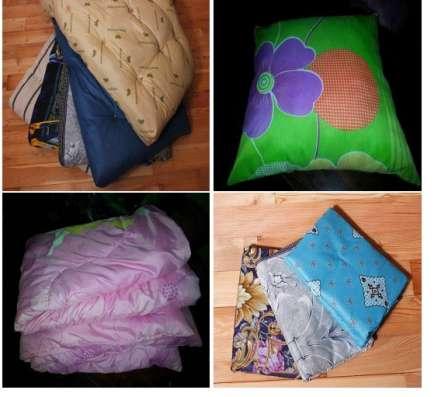 Комплекты матрац, подушка и одеяло