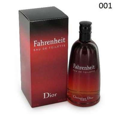 """Мужские французские духи """"Fahrenheit от Dior"""""""