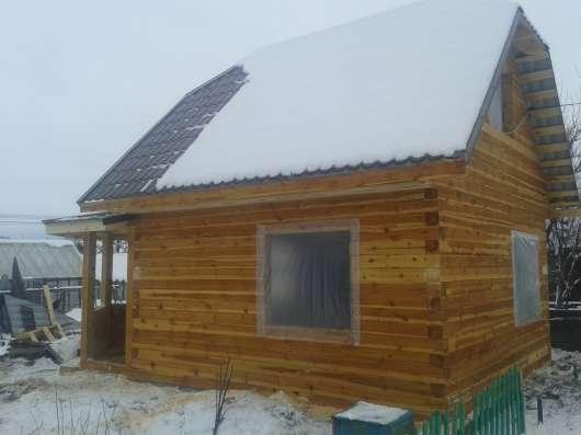 Дом из бруса 5х5 в Екатеринбурге Фото 3