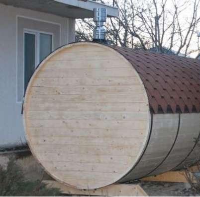Баня бочка (мини): длина 2 м в Геленджике Фото 2