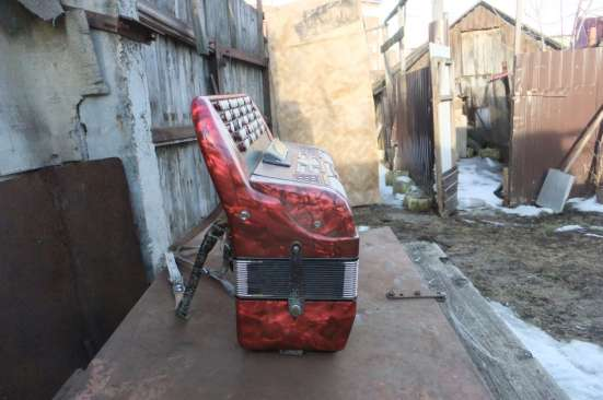 Продаю баян firotti eroica в Калуге Фото 2