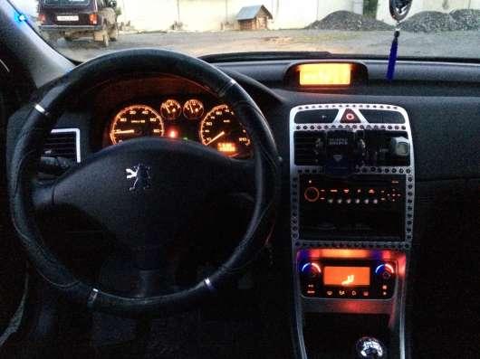 Продажа авто, Peugeot, 307, Механика с пробегом 160000 км, в Екатеринбурге Фото 4
