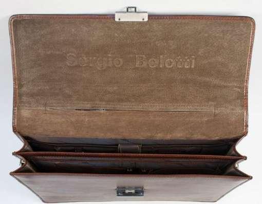 Портфель 8740. Sergio Belotti