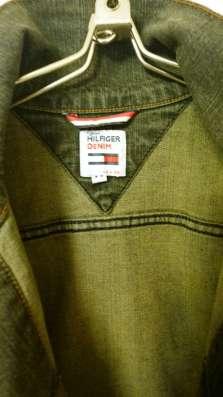 Куртка джинсовая Tommy Hilfiger 46 размер
