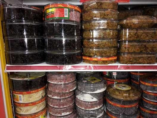 Вяленые и сушёные экзотические фрукты, из Вьетнама. в Москве Фото 5