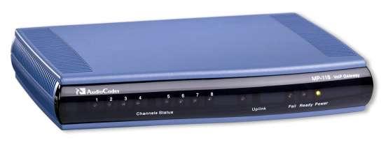 Продается VoIP шлюз Audiocodes MP-118/8FXS/3AC 8 портов FXS