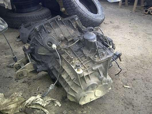 Ford Mondeo-I мкпп 1.8 zetec