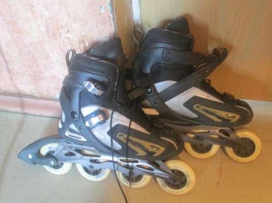 Роликовые коньки Ukan Michelin, размер 40