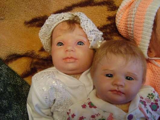 Куклы реборн (куклы дети) в Москве Фото 5