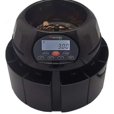 Счетчик сортировщик монет Cassida C300