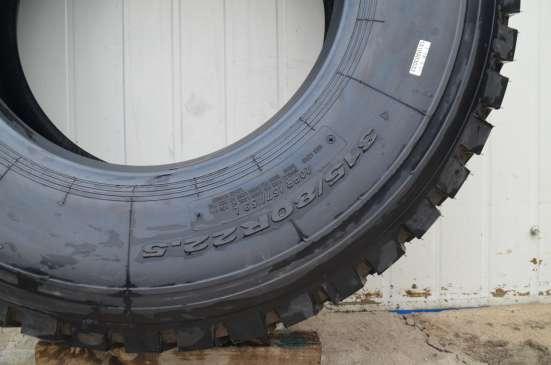 Продам шины 315/80R22.5 HS 928 в Иркутске Фото 1